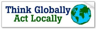 ThinkGloballyActLocally