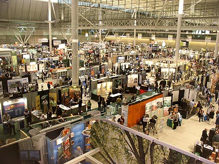 GreenBuild 2008 in Boston