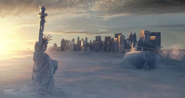 A Sci-Fi, Cli-Fi dystopia
